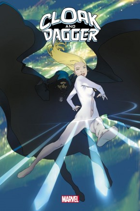 CLOAK AND DAGGER RUNAWAYS AND REVERSALS GRAPHIC NOVEL
