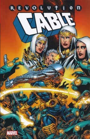 CABLE REVOLUTION GRAPHIC NOVEL