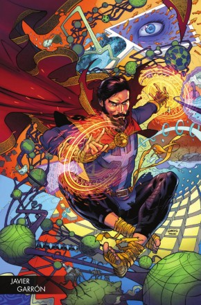 DOCTOR STRANGE DAMNATION #1 GARRON YOUNG GUNS VARIANT