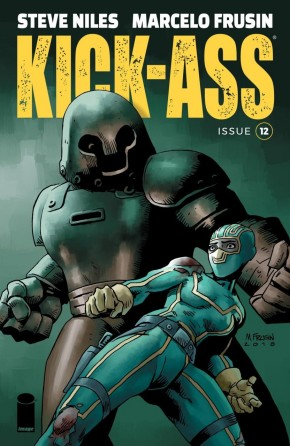 KICK-ASS #12 (2018 SERIES)