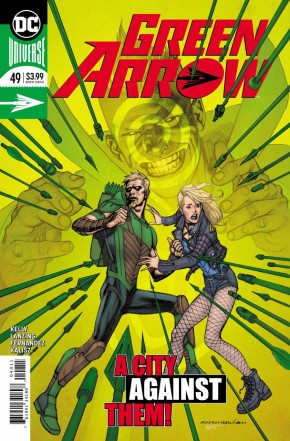GREEN ARROW #49 (2016 SERIES)