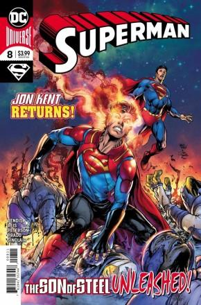 SUPERMAN #8 (2018 SERIES)