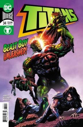 TITANS #34 (2016 SERIES)