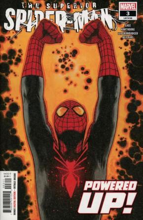 SUPERIOR SPIDER-MAN #3 (2018 SERIES)