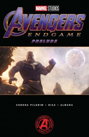 MARVELS AVENGERS ENDGAME PRELUDE GRAPHIC NOVEL