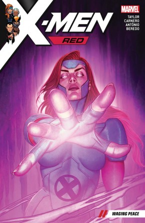 X-MEN RED VOLUME 2 WAGING PEACE GRAPHIC NOVEL