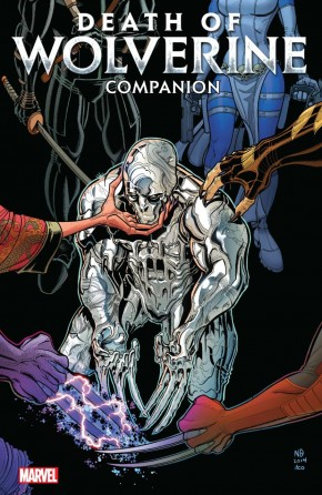 DEATH OF WOLVERINE COMPANION GRAPHIC NOVEL