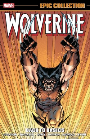 WOLVERINE EPIC COLLECTION BACK TO BASICS GRAPHIC NOVEL