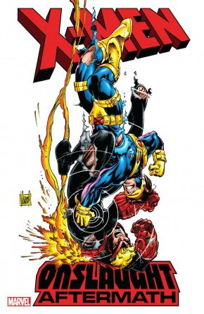X-MEN ONSLAUGHT AFTERMATH GRAPHIC NOVEL