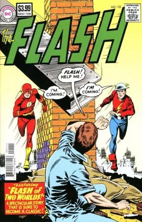 FLASH #123 FACSIMILE EDITION