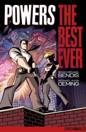 POWERS THE BEST EVER HARDCOVER
