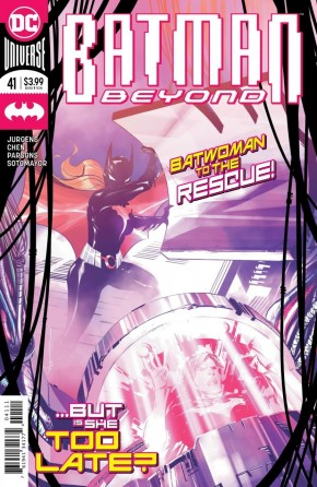 BATMAN BEYOND #41 (2016 SERIES)