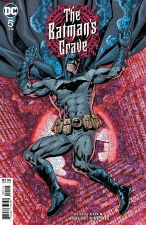 BATMANS GRAVE #5