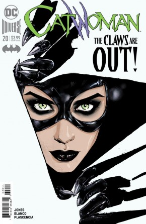 CATWOMAN #20 (2018 SERIES)