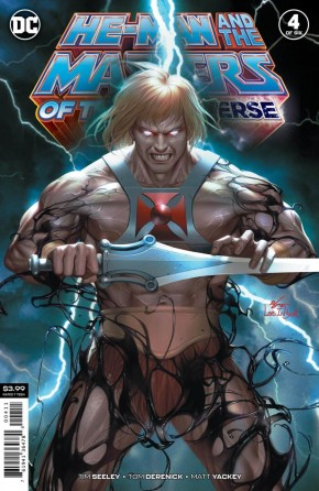 HE MAN AND THE MASTERS OF THE MULTIVERSE #4 (2019 SERIES)