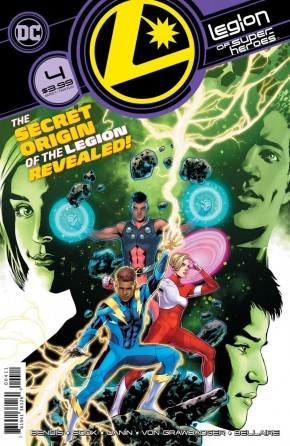 LEGION OF SUPER-HEROES #4 (2019 SERIES)