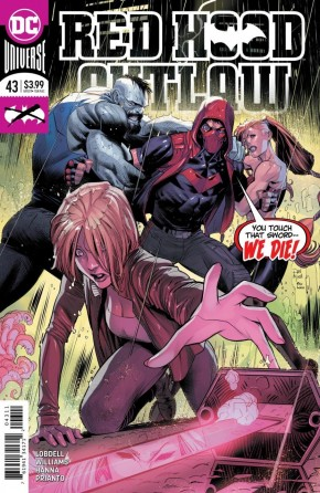 RED HOOD OUTLAW #43 (2016 SERIES)
