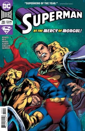 SUPERMAN #20 (2018 SERIES)