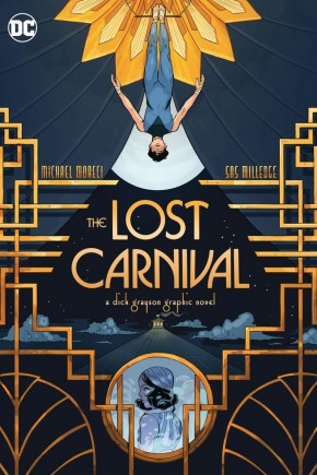 THE LOST CARNIVAL A DICK GRAYSON GRAPHIC NOVEL