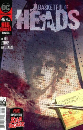 BASKETFUL OF HEADS #5