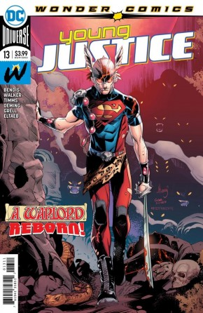 YOUNG JUSTICE #13 (2019 SERIES)