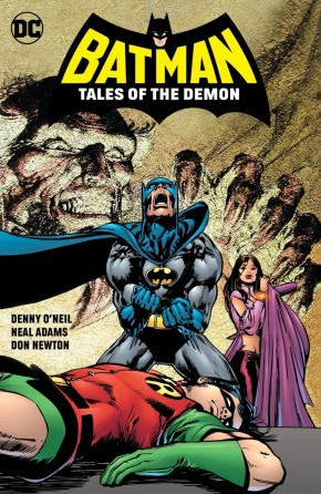 BATMAN TALES OF THE DEMON HARDCOVER