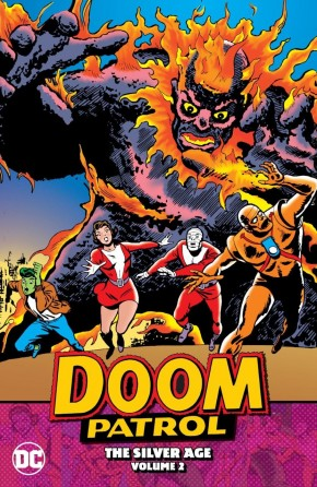 DOOM PATROL THE SILVER AGE VOLUME 2 GRAPHIC NOVEL