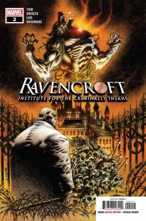 RAVENCROFT #2 (2020 SERIES)
