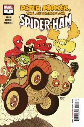 SPIDER-HAM #3 (2019 SERIES)