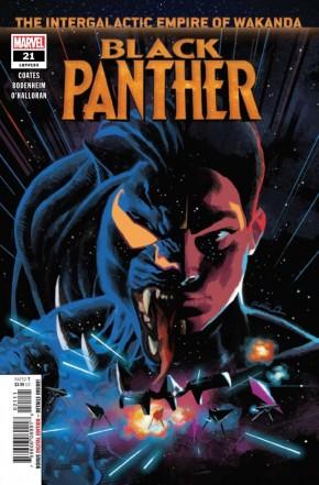 BLACK PANTHER #21 (2018 SERIES)