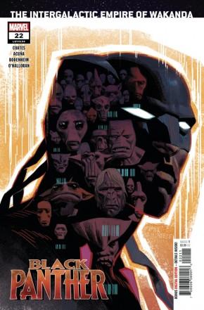 BLACK PANTHER #22 (2018 SERIES)