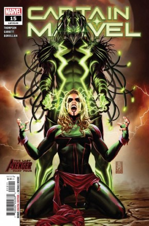 CAPTAIN MARVEL #15 (2019 SERIES)