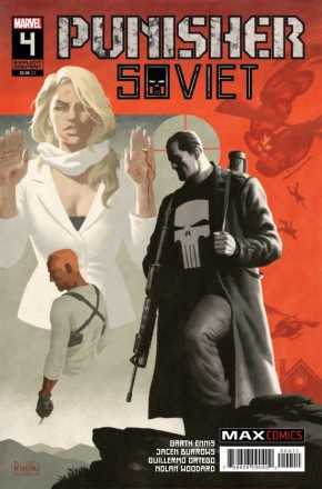 PUNISHER SOVIET #4