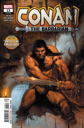 CONAN THE BARBARIAN #13 (2019 SERIES)