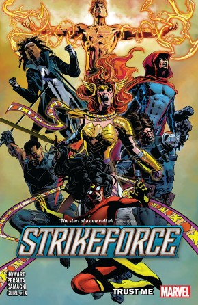 STRIKEFORCE VOLUME 1 GRAPHIC NOVEL