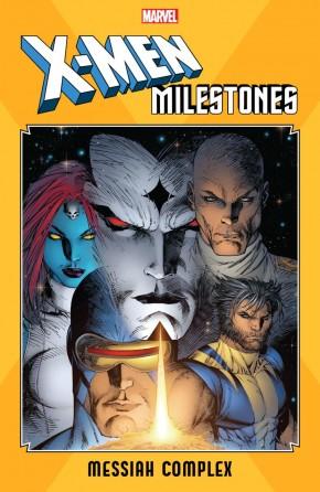 X-MEN MILESTONES MESSIAH COMPLEX GRAPHIC NOVEL
