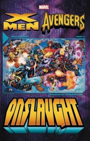 X-MEN AVENGERS ONSLAUGHT VOLUME 1 GRAPHIC NOVEL