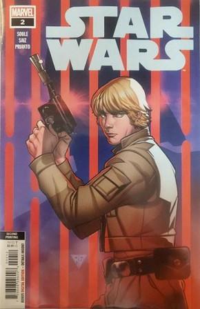 STAR WARS #2 (2020 SERIES) 2ND PRINTING