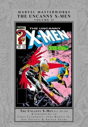 MARVEL MASTERWORKS UNCANNY X-MEN VOLUME 13 HARDCOVER