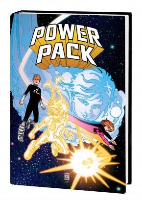 POWER PACK CLASSIC OMNIBUS VOLUME 2 BRIGMAN DM VARIANT HARDCOVER