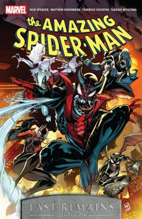AMAZING SPIDER-MAN LAST REMAINS COMPANION GRAPHIC NOVEL