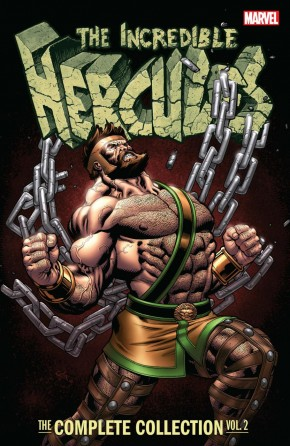 INCREDIBLE HERCULES THE COMPLETE COLLECTION VOLUME 2 GRAPHIC NOVEL