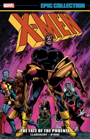 X-MEN EPIC COLLECTION THE FATE OF THE PHOENIX GRAPHIC NOVEL