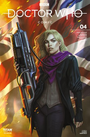 DOCTOR WHO COMICS #4 (2020 SERIES)