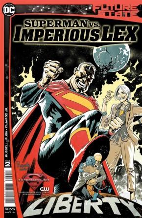 FUTURE STATE SUPERMAN VS IMPERIOUS LEX #2