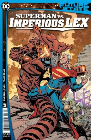 FUTURE STATE SUPERMAN VS IMPERIOUS LEX #3