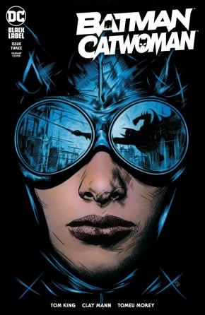 BATMAN CATWOMAN #3 (2020 SERIES) TRAVIS CHAREST VARIANT