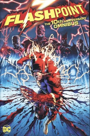 FLASHPOINT THE 10TH ANNIVERSARY OMNIBUS HARDCOVER