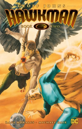 HAWKMAN BY GEOFF JOHNS BOOK 2 GRAPHIC NOVEL