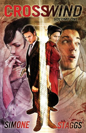 CROSSWIND VOLUME 1 GRAPHIC NOVEL